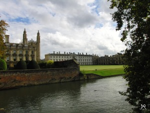 """King's College"", Cambridge, Uk"