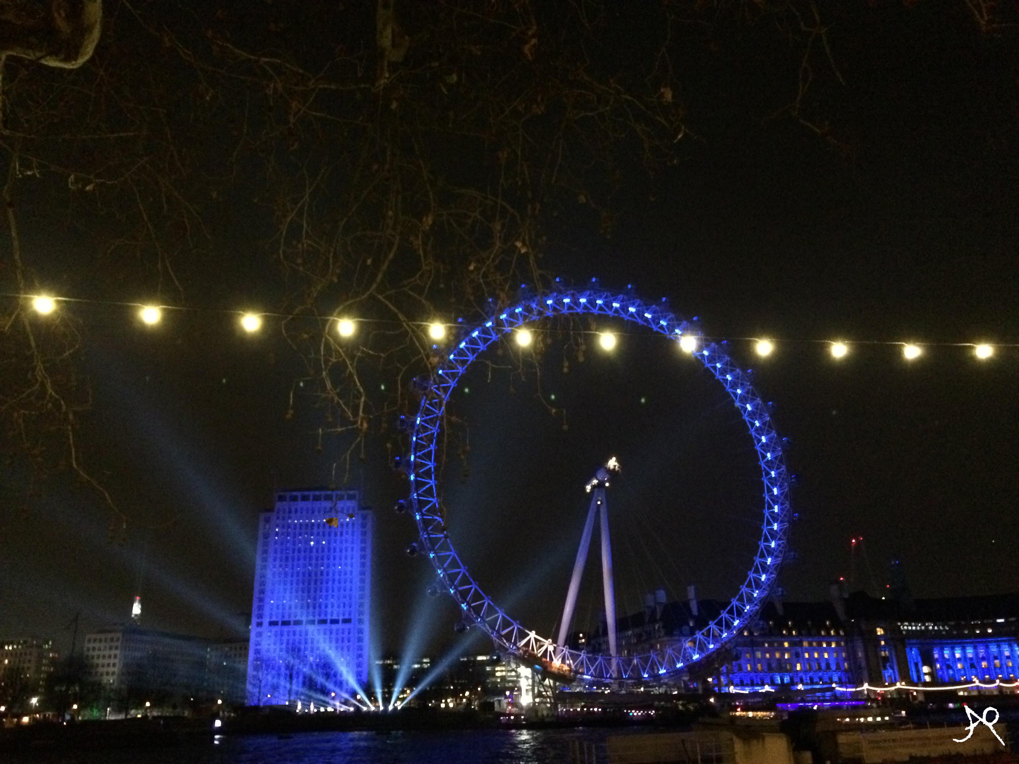 NYE London