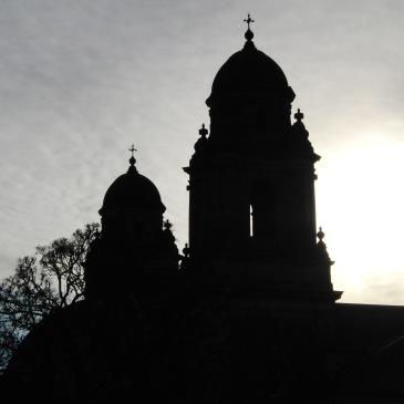 Prince's Street Gardens - Church