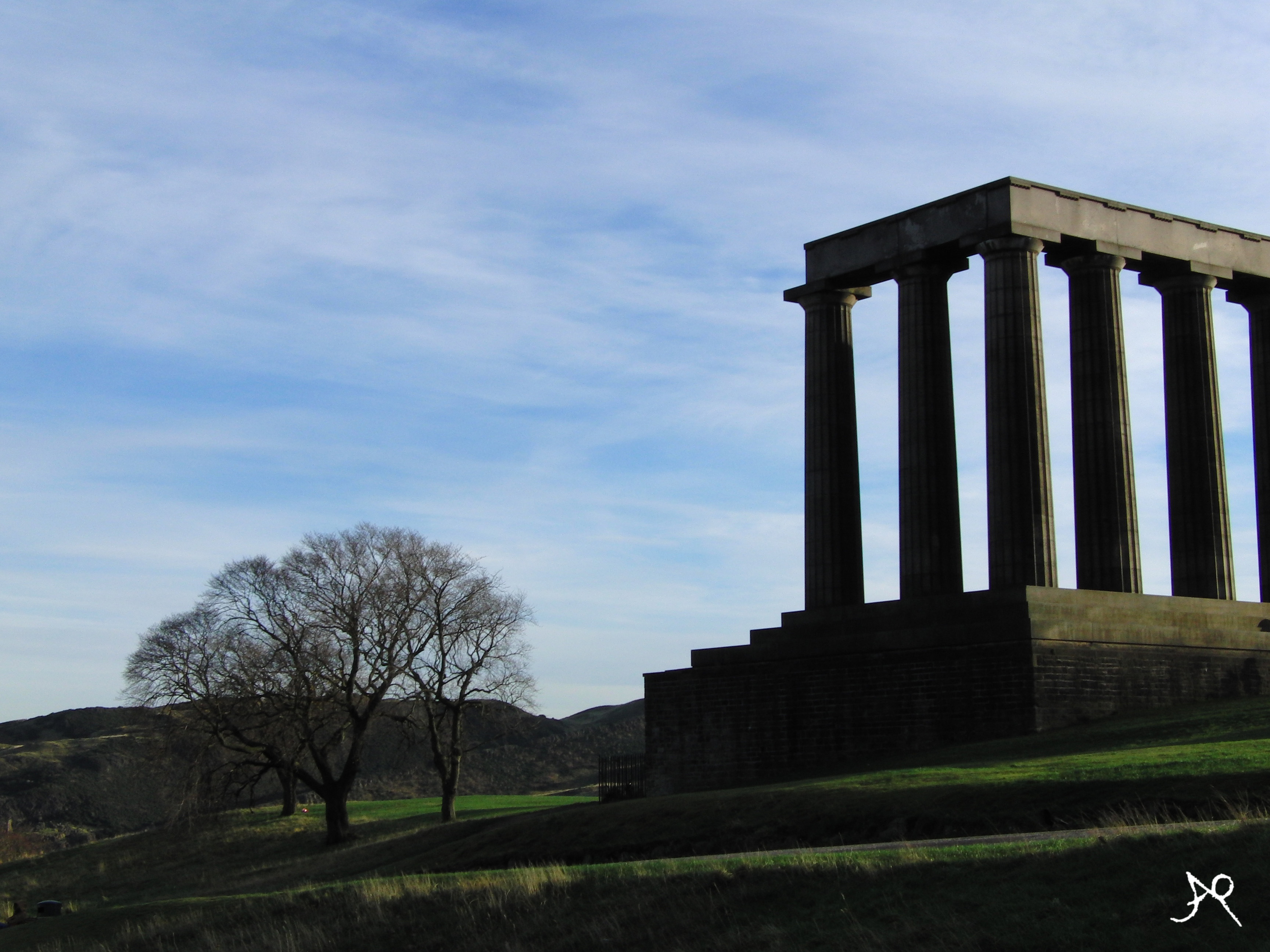 National Monument of Scottland
