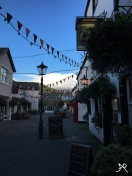 City centre of Keswick