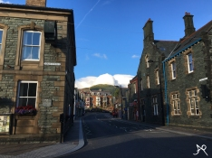Old houses in Keswick