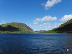 Lake Buttermere and Rannerdale Knotts