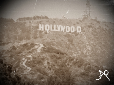 Hollywood sign - LA, California (USA)