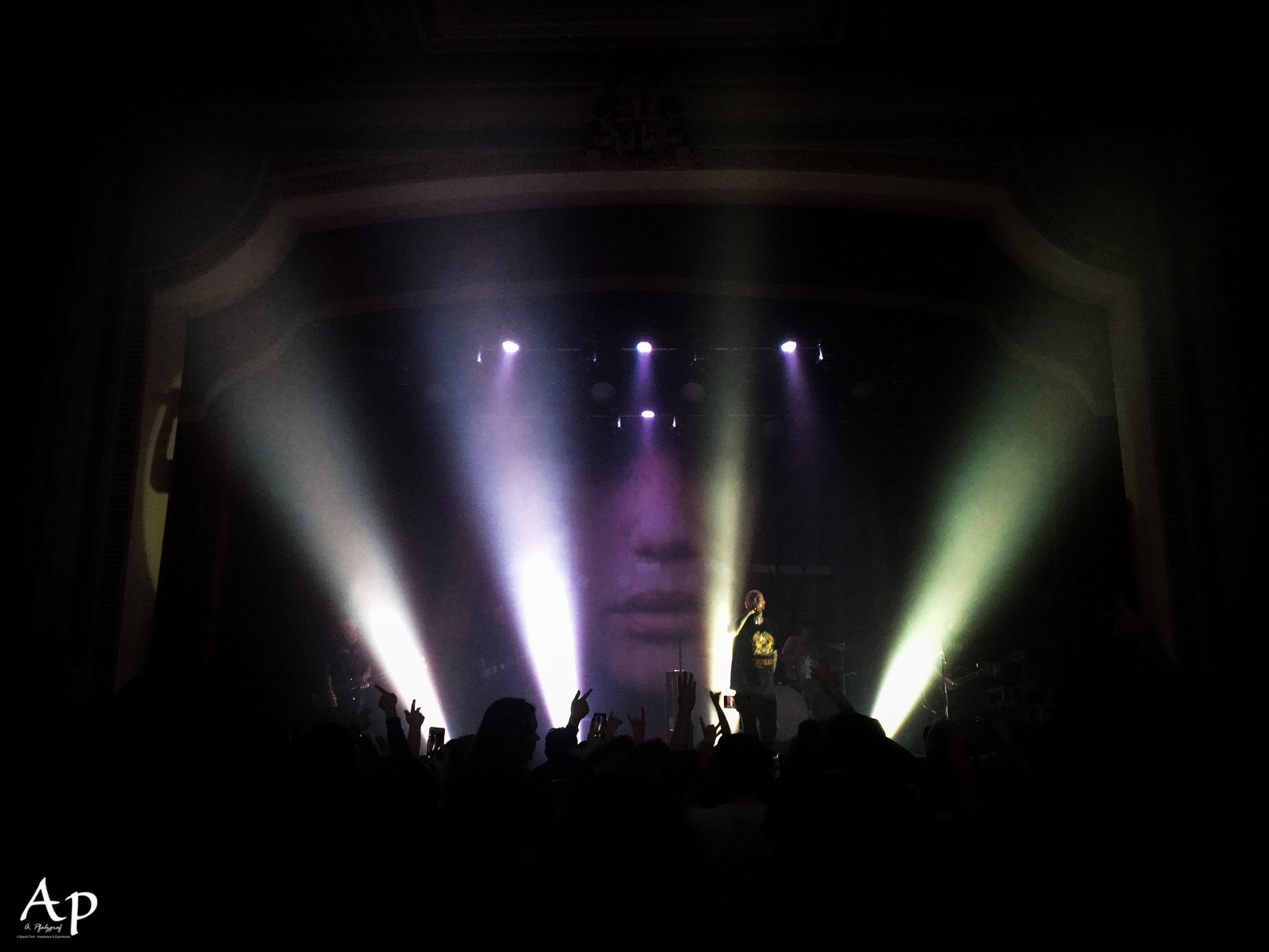 Being As An Ocean Islington Assembly Hall London A Special Time